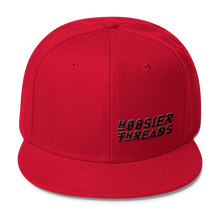 Load image into Gallery viewer, Hoosier Threads Snapback - Hoosier Threads