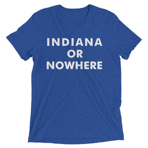 Indiana or Nowhere - Hoosier Threads