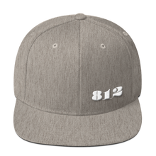 Load image into Gallery viewer, 812 Snapback - Hoosier Threads