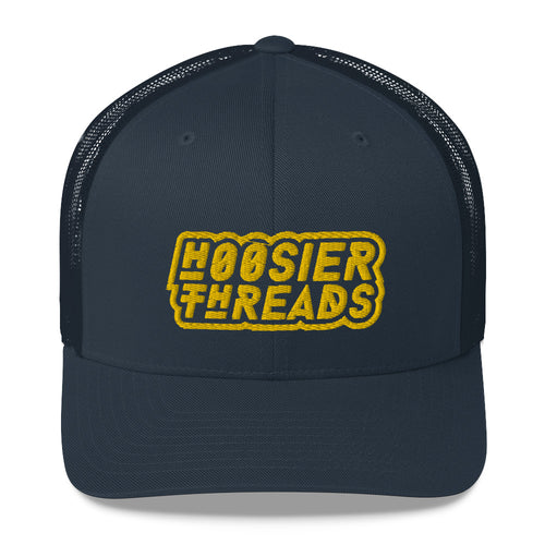 Hoosier Threads logo - Hoosier Threads