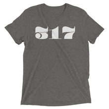 Load image into Gallery viewer, 317 Retro Area Code - Hoosier Threads