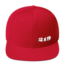 Load image into Gallery viewer, 219 Snapback - Hoosier Threads