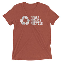 Load image into Gallery viewer, Reuse Reduce Recycle - Hoosier Threads