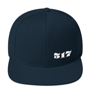 317 Snapback - Hoosier Threads
