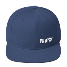 Load image into Gallery viewer, 317 Snapback - Hoosier Threads