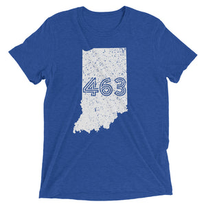463 Area Code - Hoosier Threads