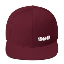 Load image into Gallery viewer, 260 Snapback - Hoosier Threads