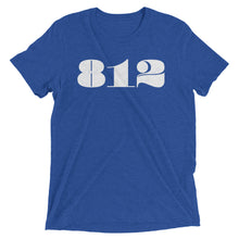 Load image into Gallery viewer, 812 Retro Area Code - Hoosier Threads