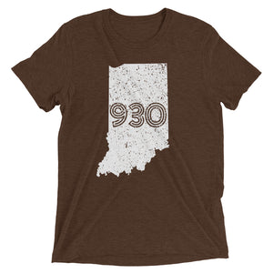 930 Area Code - Hoosier Threads