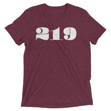 Load image into Gallery viewer, 219 Retro Area Code - Hoosier Threads