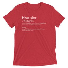 Load image into Gallery viewer, Definition of a Hoosier - Hoosier Threads