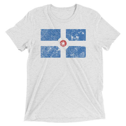 Indianapolis Flag - Hoosier Threads