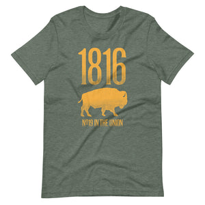 1816 Bison - Hoosier Threads