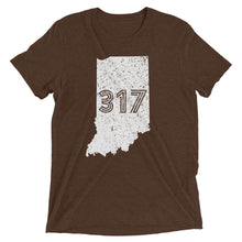 Load image into Gallery viewer, 317 Area Code - Hoosier Threads