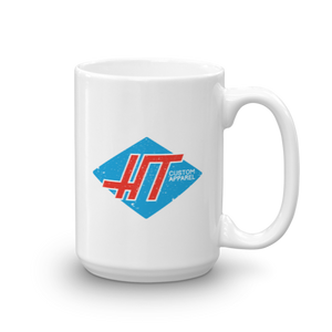 HT Diamond Mug - Hoosier Threads
