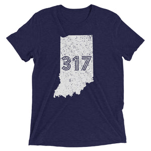 317 Area Code - Hoosier Threads