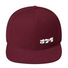 Load image into Gallery viewer, 574 Snapback - Hoosier Threads