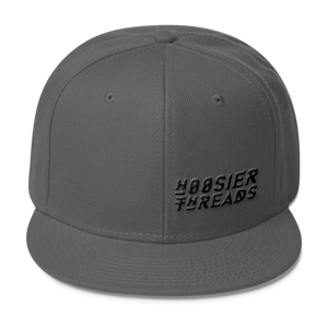 Hoosier Threads Snapback - Hoosier Threads