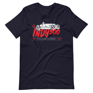 Indy 500 Retro - Hoosier Threads