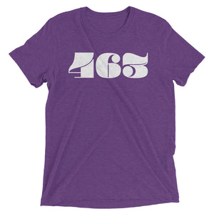 463 Retro Area Code - Hoosier Threads