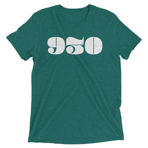 930 Retro Area Code - Hoosier Threads