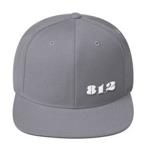 812 Snapback - Hoosier Threads