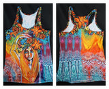 Flower Child Racerback Tank