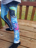 Mermaid Kids Leggings