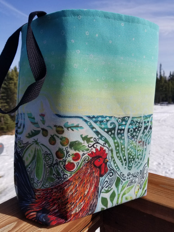 Seeds to the Wind Market Bag