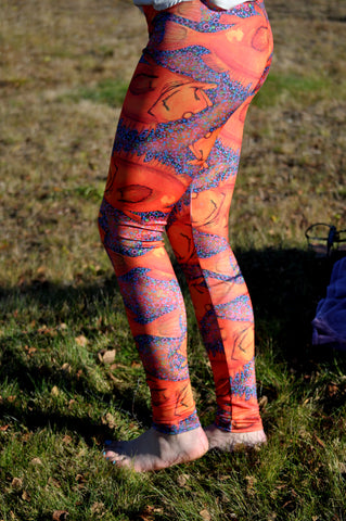 Fashion Leggings- Design Your Own