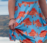 Rockfish Dream Dress