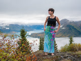 Fireweed Maxi Skirt