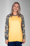 Worker Bee Cozy Raglan Sweatshirt