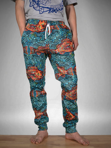 Rockfish Tribal Fleece Joggers