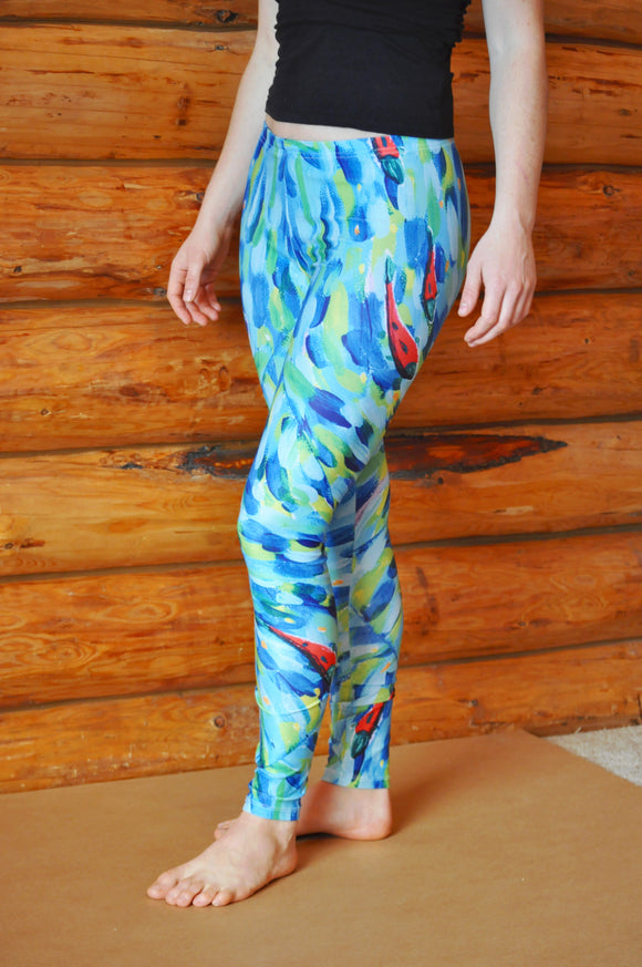 Big Fish Fashion Leggings