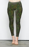 Camo Octopus  Lounge Leggings