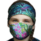 Fireweed Face Mask- Adult's In Stock