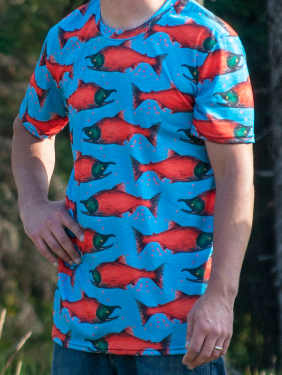 Sockeye Fishing Shirt