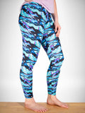 Fox Fire Lounge Leggings