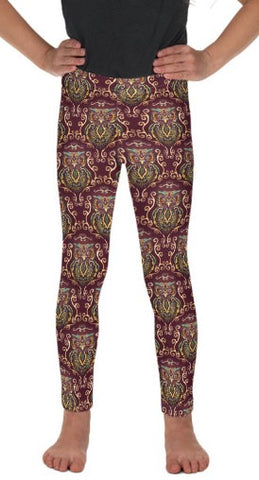 Owls Kid's Lounge Leggings
