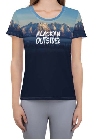 Alaskan Outsider Women's T-Shirt
