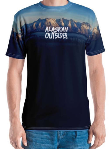 Alaskan Outsider Men's T-Shirt