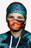 Giant Octopus Face Mask- Adult's and Kid's In Stock