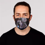Invertabrate Entanglement Face Mask- Adult's In Stock