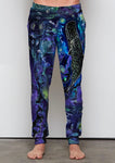 Cosmic Whale Fleece Joggers