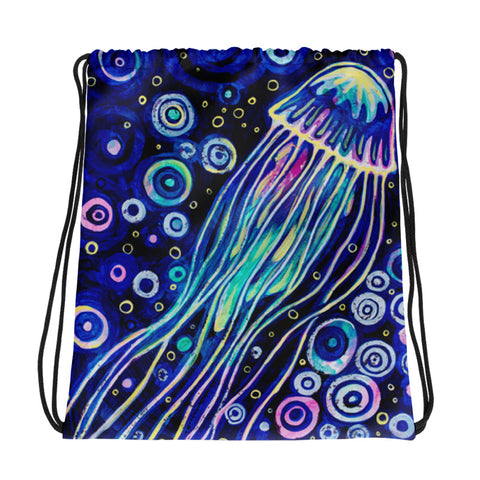 Biolum Jellyfish Boat Bag