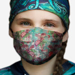 Mosquito Face Mask- Adult's and Kid's In Stock