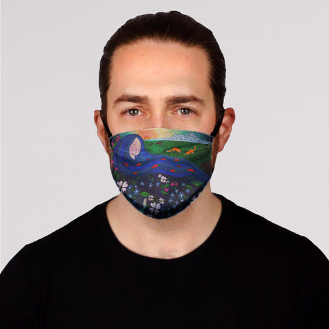 New! Mother Kenai Face Mask- Adult's In Stock