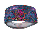 Multicolored Octopus Lightweight Headband