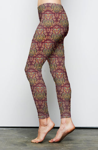 Owl Fashion Leggings